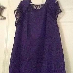 Black dress (Ashley Stewart)